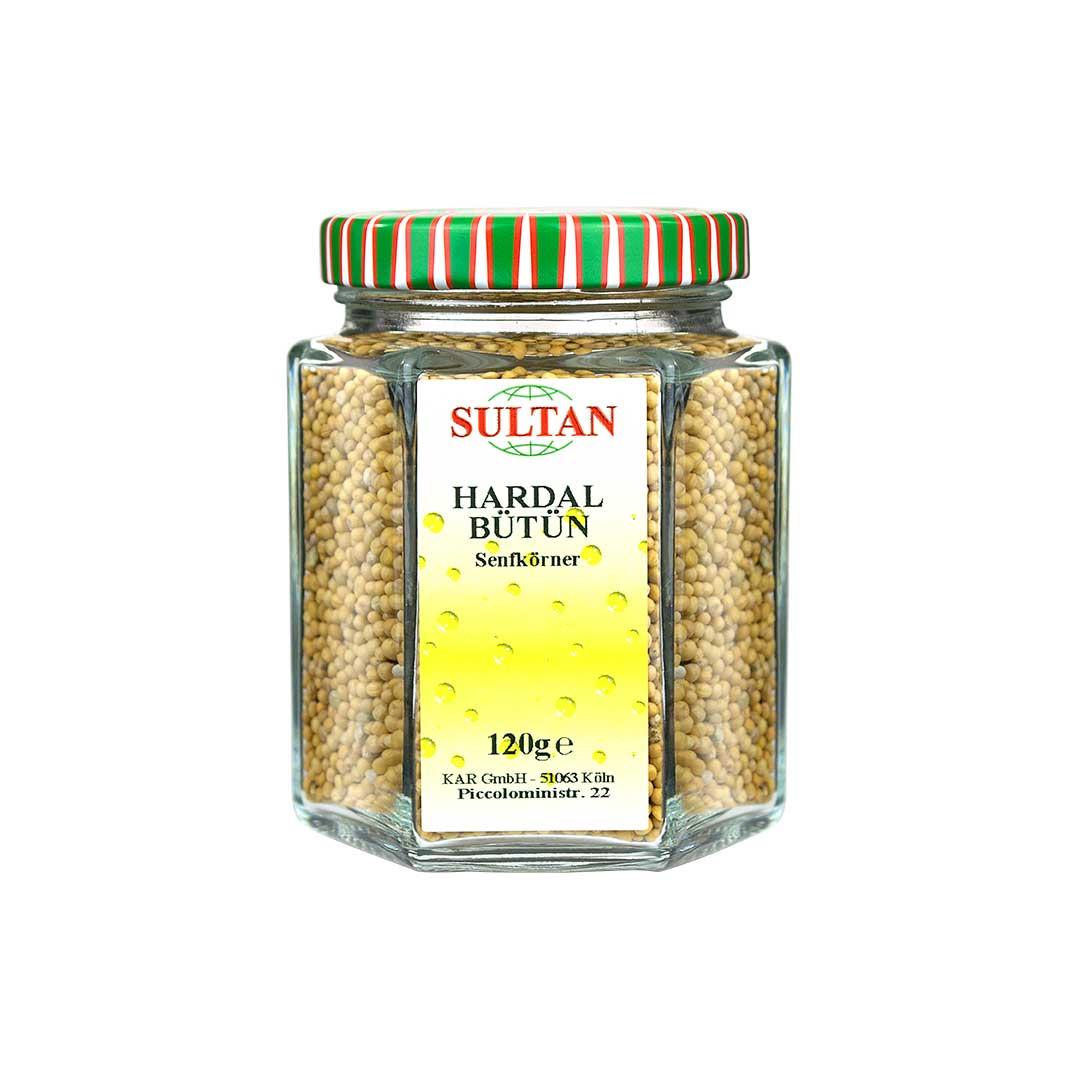 Sultan Hardal Bütün 120 G