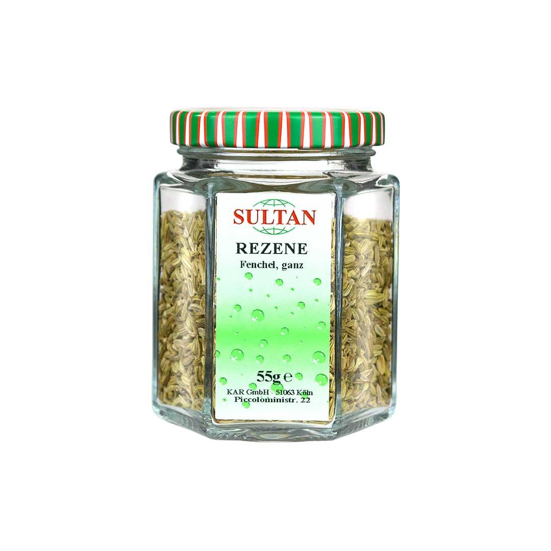Sultan Rezene 55 G