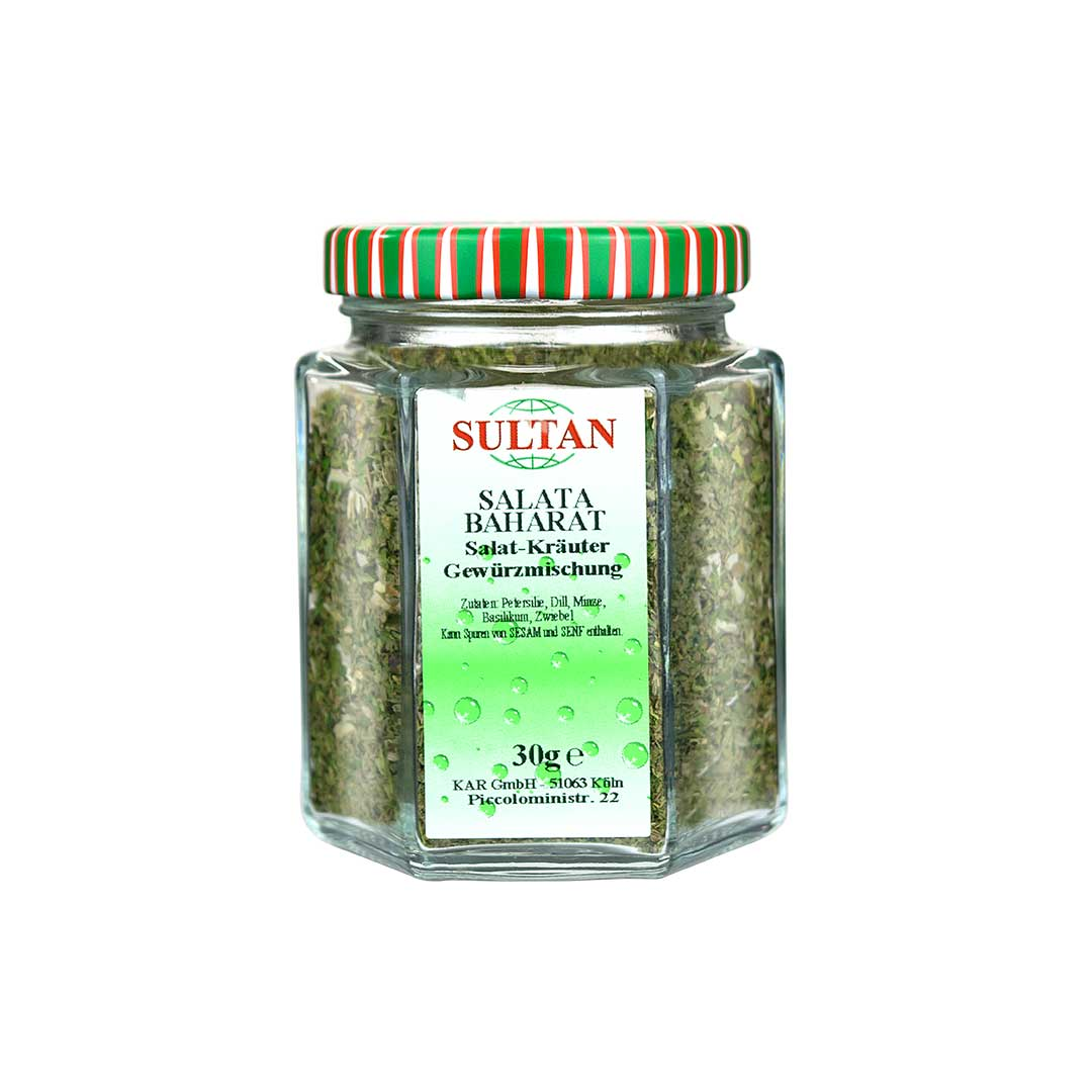 Sultan Baharat 30 G