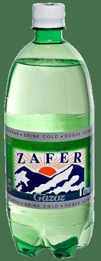 Zafer Gazoz 1 Lt