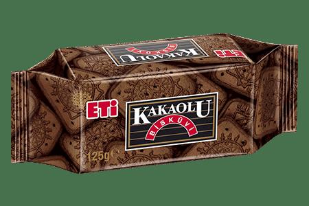 Eti kakaolu Bisküvi